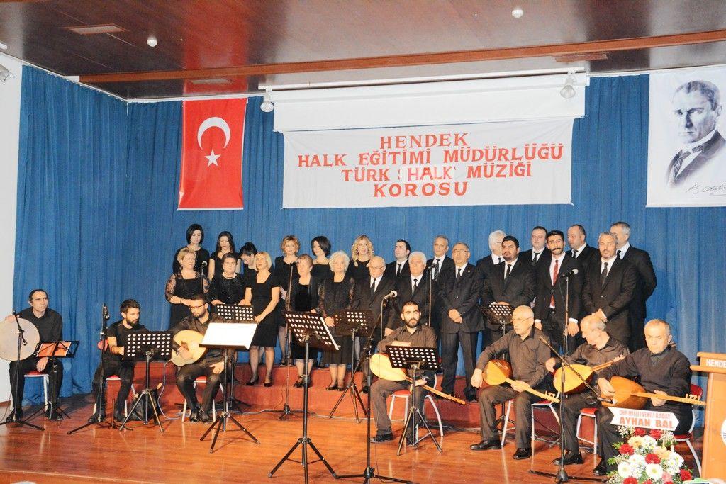 Türk Halk Müziği Konseri- 6