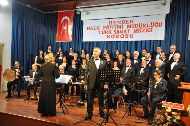 Hendek Türk Sanat Müziği Konseri