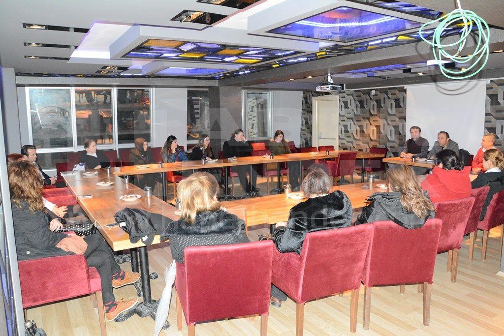 Öz Büro-İş Sendikası  Bilgilendirme Toplantısı Düzenledi
