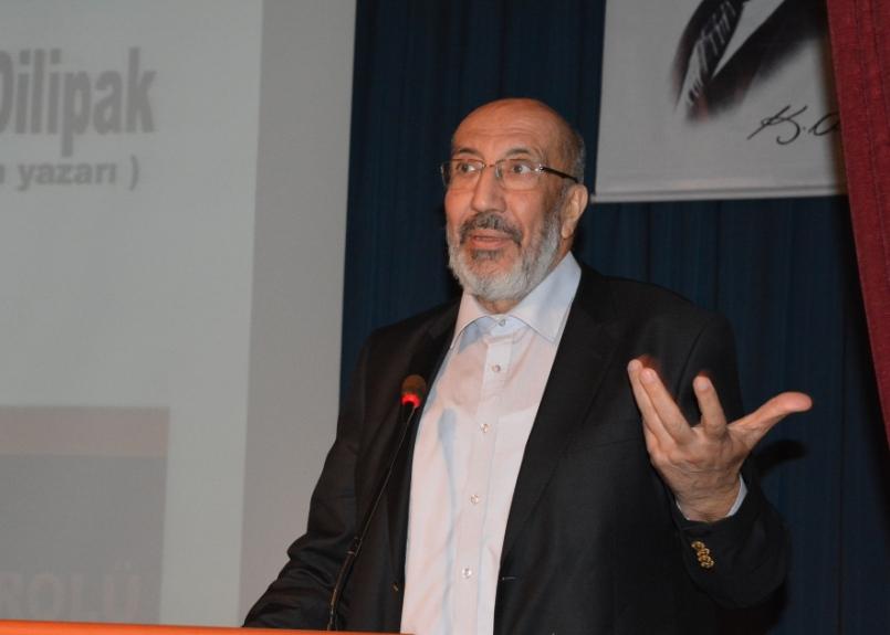 Yeni Akit Yazarı Abdurrahman Dilipak Hendek'teydi