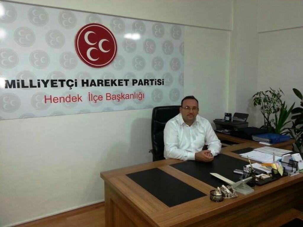 Eski MHP İlçe Başkanı Atilla Tezgel'den Taziye mesajı