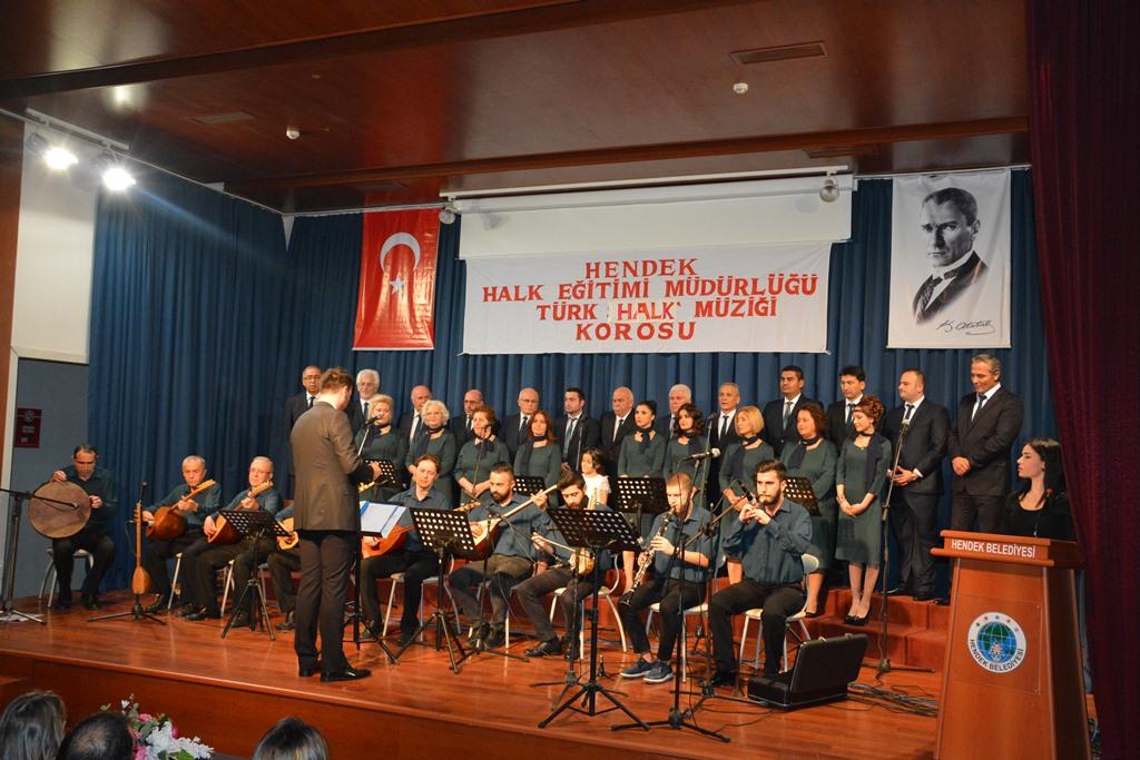 Hendek Türk Halk Müziği Konseri