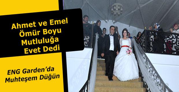 Avukat Ahmet Ay Emel'ine Kavuştu