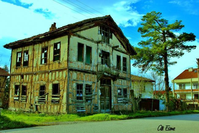 Ali Eşme'nin objektifinden tarihi evler