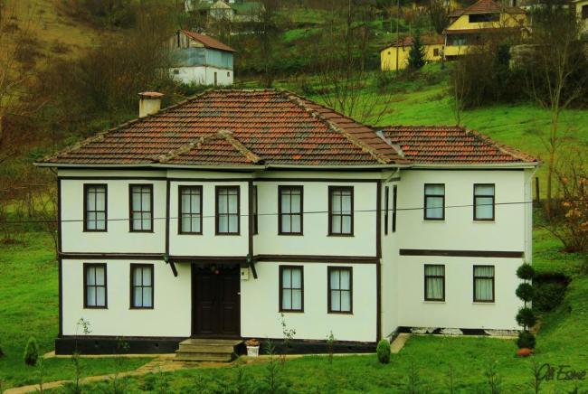Ali Eşme'nin objektifinden tarihi evler-1