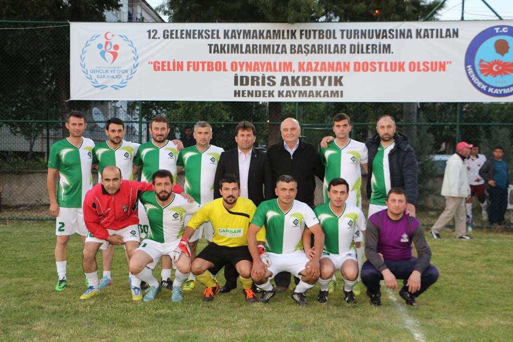 Çamsan Tuncay'la Finalde
