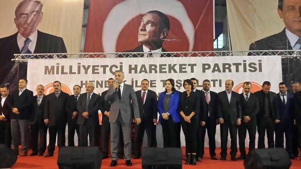 MHP İlçe Başkanı Babaoğlu'ndan Ülkücülere Çağrı
