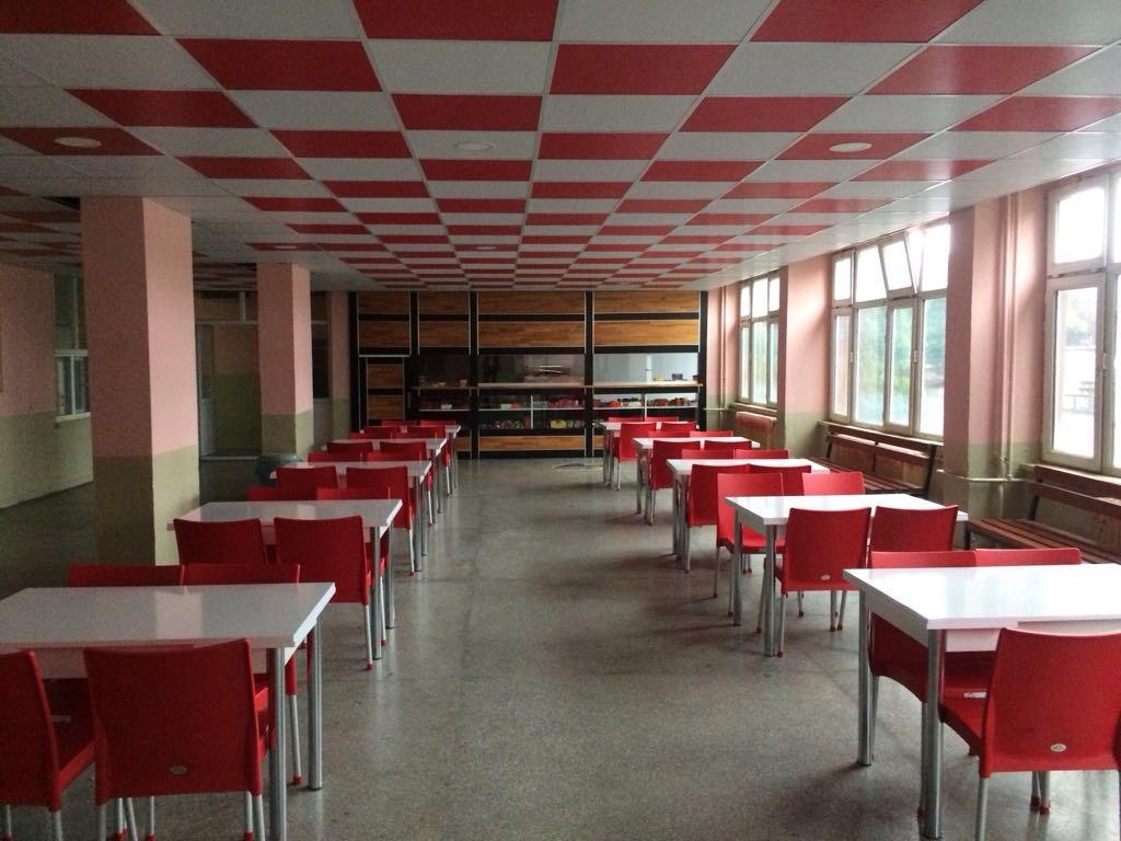 Hendek Anadolu Lisesi Yenilendi