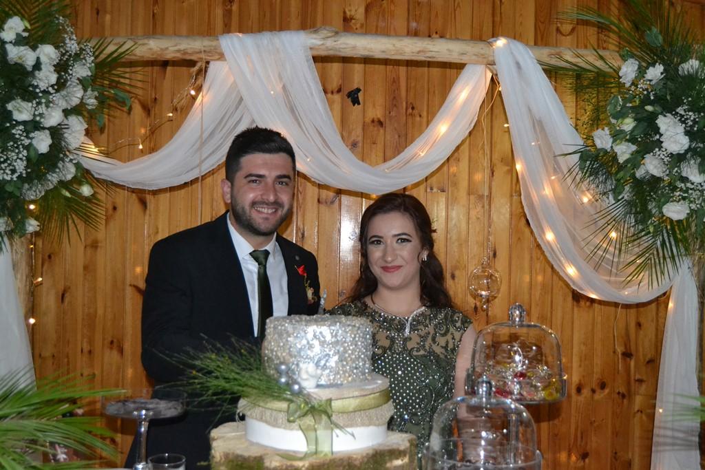 Derya ve Serkan Evlilik Yolunda İlk Adımı Attı