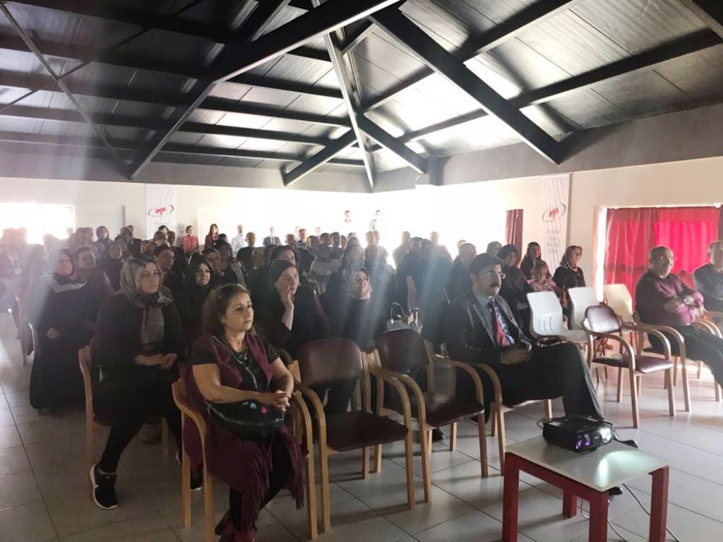 İmge Anadolu Lisesi Veli Çalıştayı İlgi Gördü
