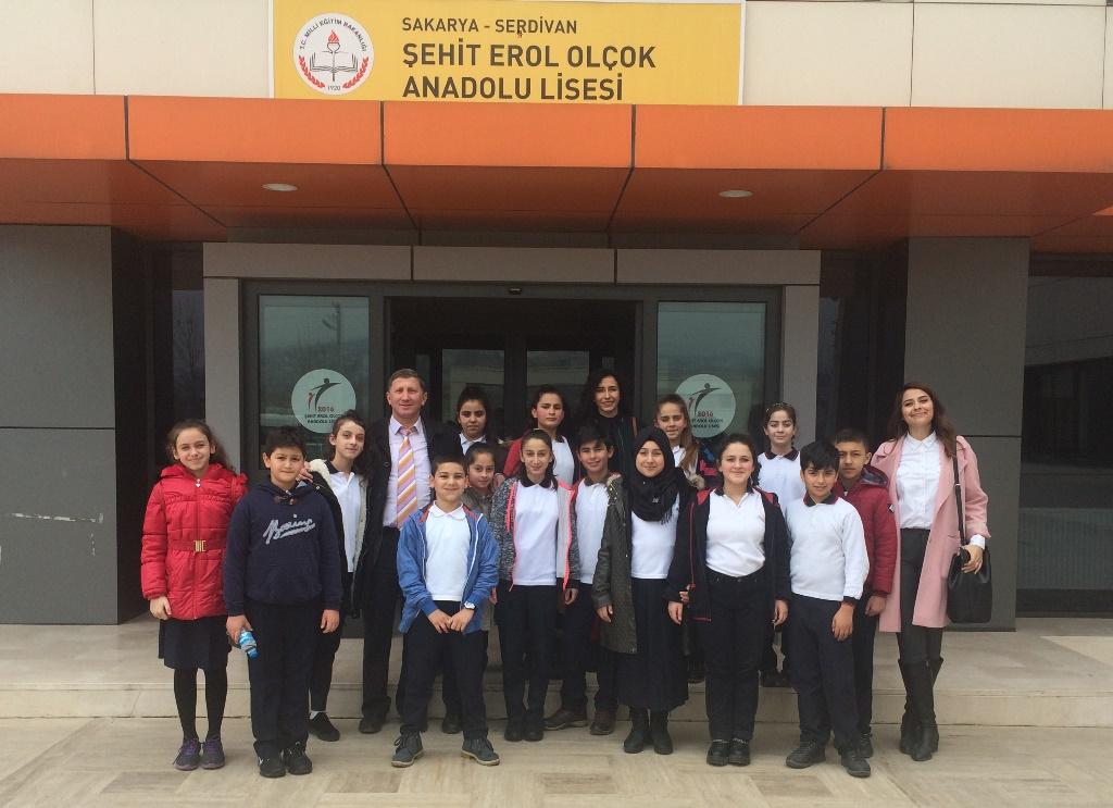Murat Nişancı Ortaokulu Bir Başarıya Daha İmza Attı