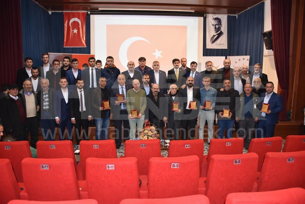 AK Parti Hendek Danışma Meclisi Toplantısı Yapıldı