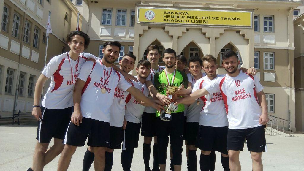 Genç Erkekler Futbol Müsabakaları Sona Erdi