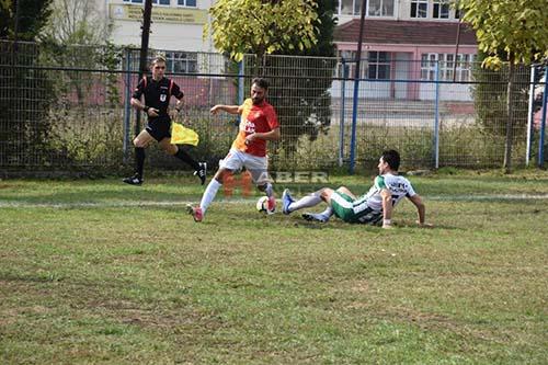 Akova Barışspor İlk Galibiyetini Aldı 1-0