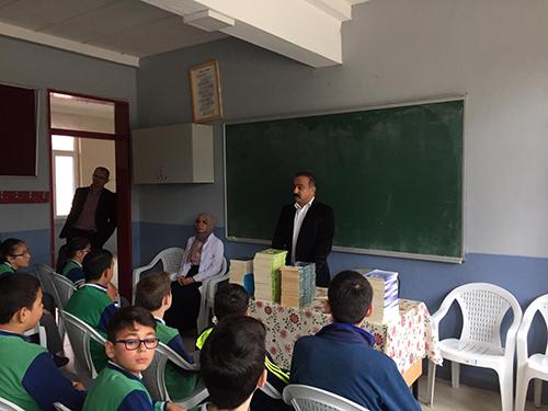 Atikehanım'da Öğrenci Yazar Buluşması