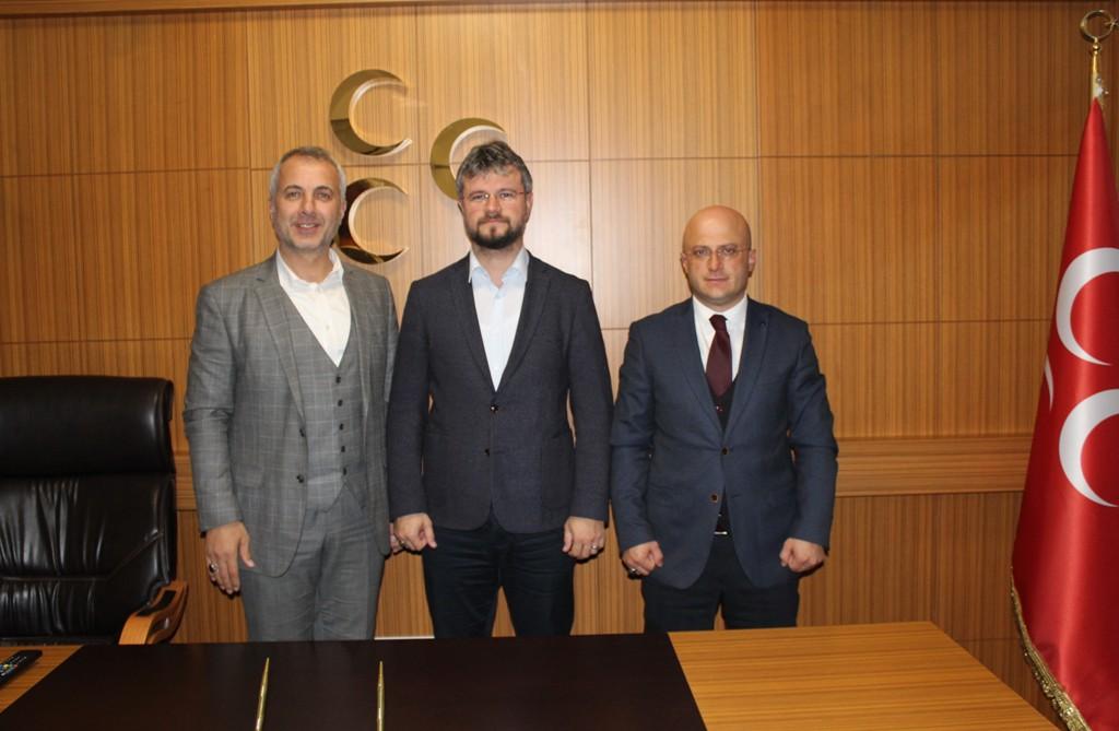 MHP'li Babaoğlu harekete geçti