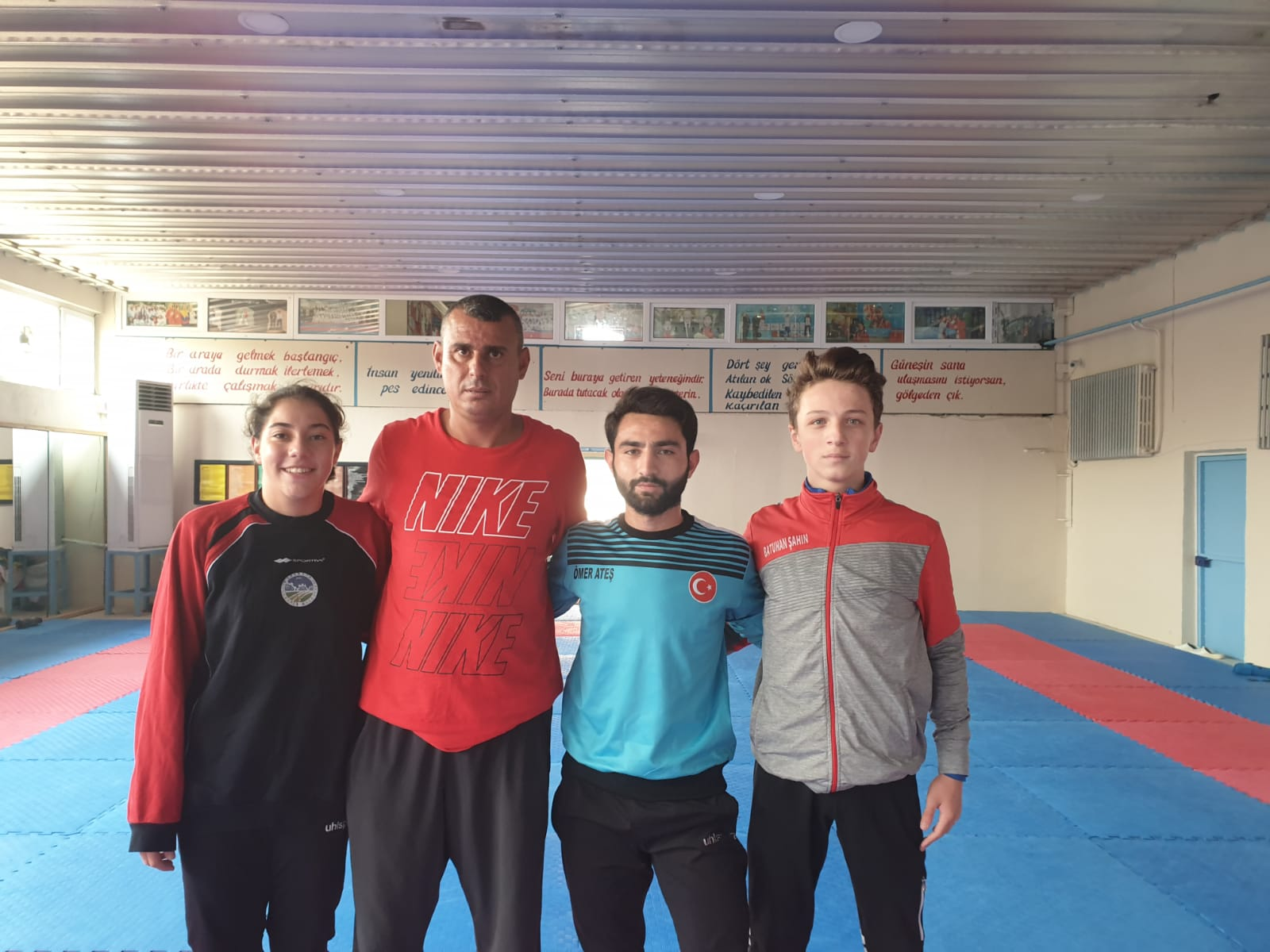 Hendek'li Karateciler Milli takım seçmelerinde