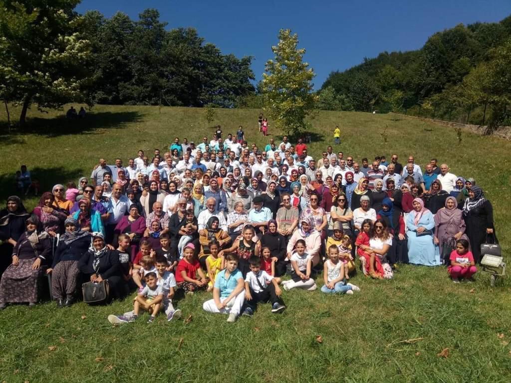Kızıldağ Sülalesi Buluştu