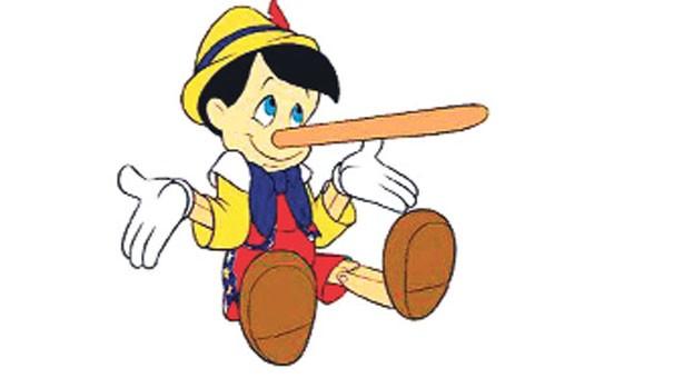 Pinokyo Gazetecinin Burnu Büyüyor