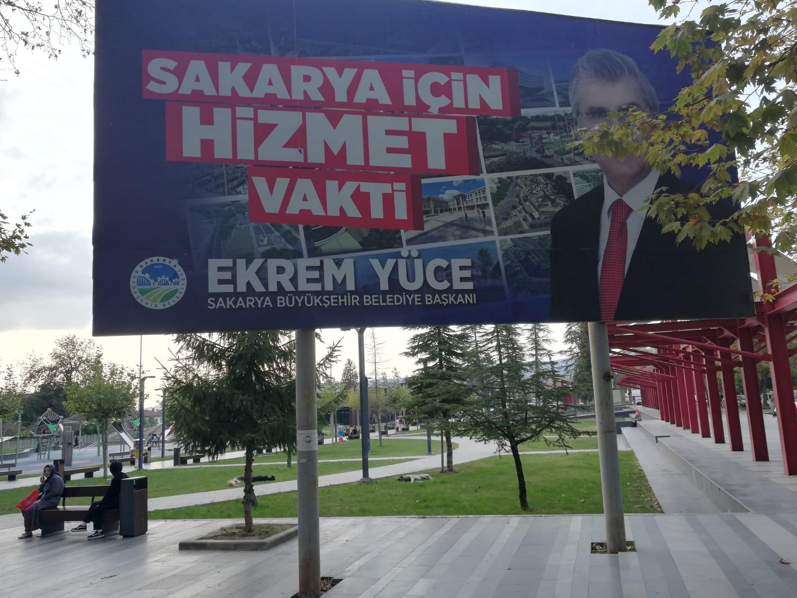Atatürk Parkımı, Ekrem Yüce Parkımı?
