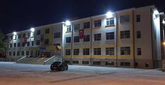 Hendek Cumhuriyet İlkokulu Gün Sayıyor