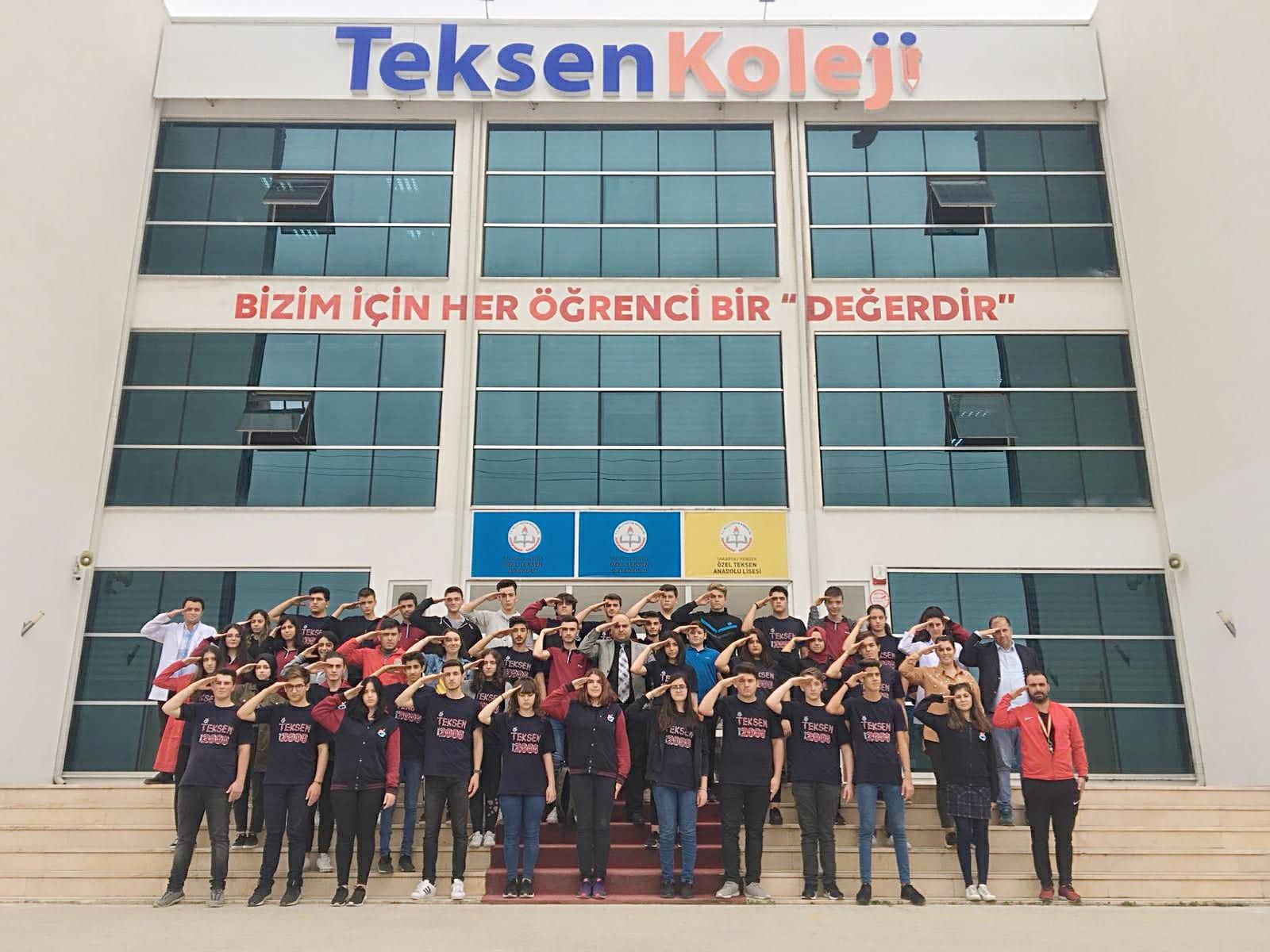Öğrencilerden Mehmetçiklere Selam