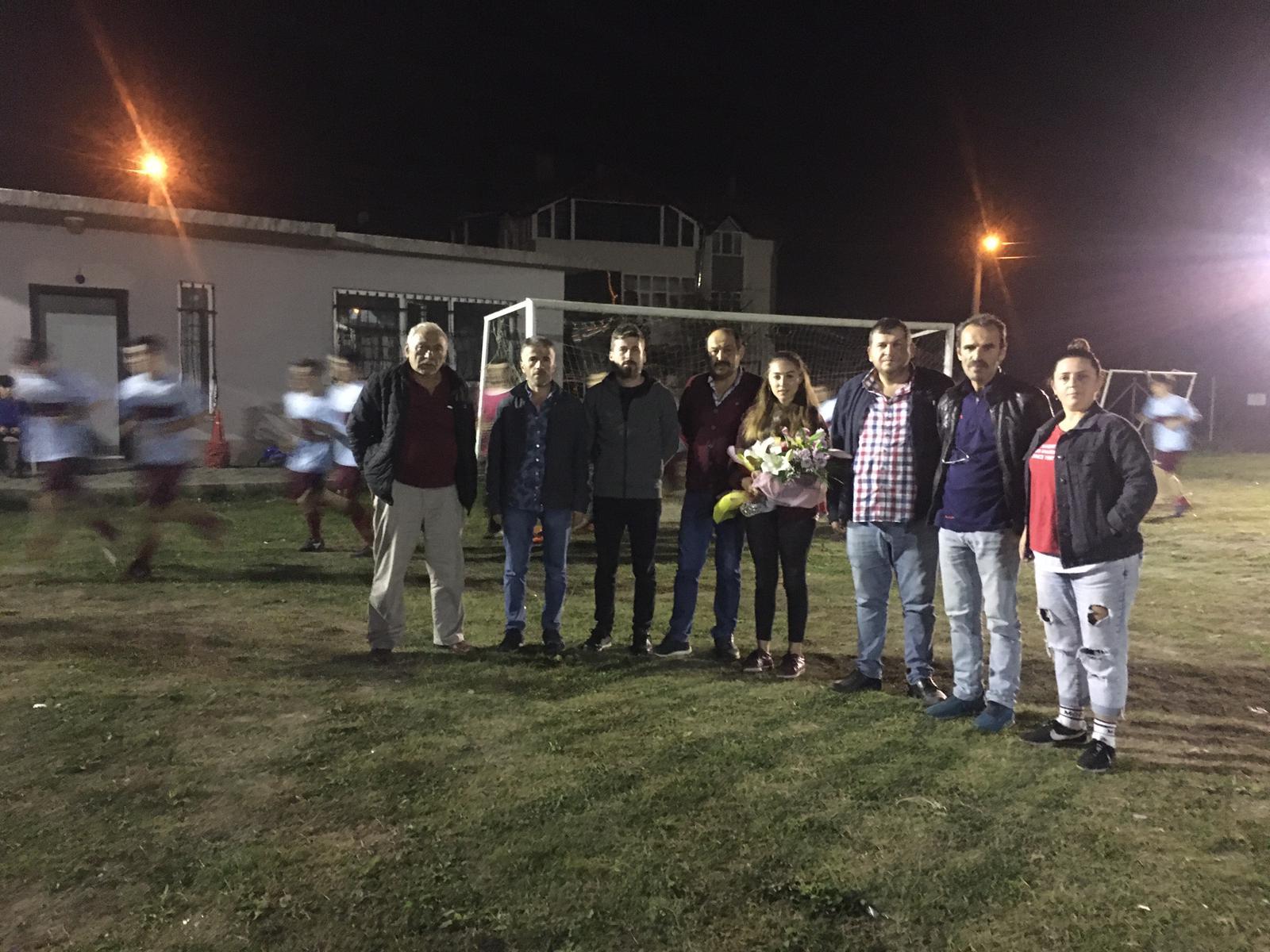 Rasimpaşaspor'da Kadın Antrenör Dönemi Başladı