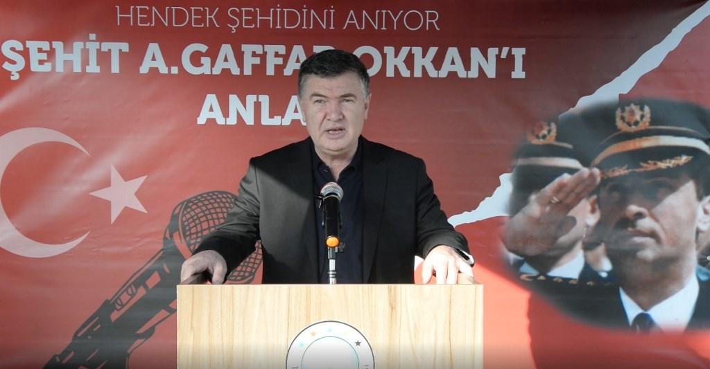 A.Gaffar Okkan İçin Anlamlı Video