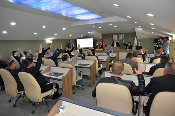 Belediye Aylık Meclis Toplantıları Ertelendi