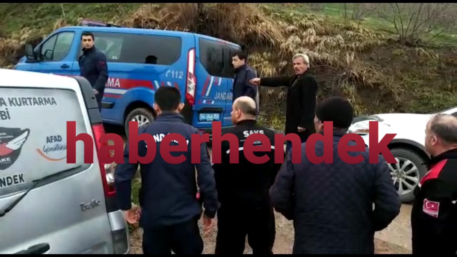 Hendek'te Kaybolan Yaşlı Kadın Aranıyor