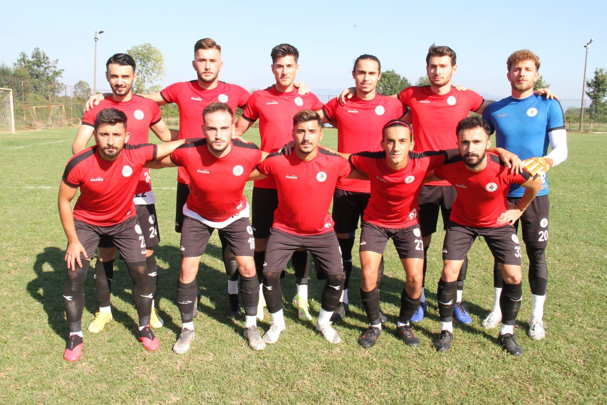 Hendekspor'da Hazırlık Maçında Gençler yer aldı