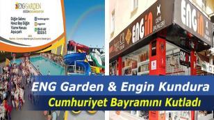 ENG Garden Düğün Organizasyon ve Engin Kundura Cumhuriyet Bayramını Kutladı