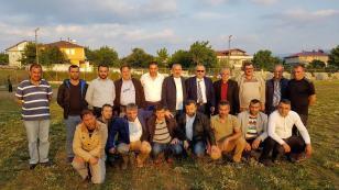 Boğazspor'da Süper Amatöre Süper Yönetim