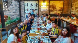 Hendek'li Fenerbahçe'liler İftarda Bir Araya Geldi