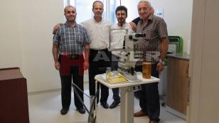 Hendek Devlet Hastanesi Katarak Cihazına Kavuştu