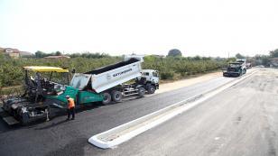 Büyükşehir Belediyesi'nden Duble yol ve kanal çalışması