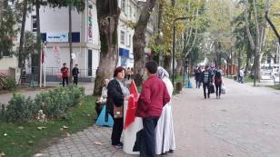 CHP Kadın Kolları İmza Kampanyası Başlattı