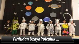 Pırıltıdan Uzaya Yolculuk