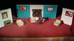 Oda Tiyatro'su Akm'de Boş Koltuk Bırakmadı