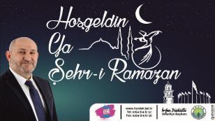Başkan Püsküllü Ramazan-ı Şerifi kutladı