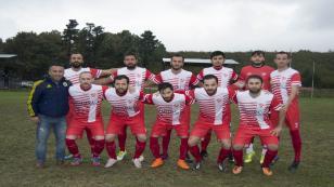 KAZİMİYE 3 GOLLE 3PUAN ALDI 3-0