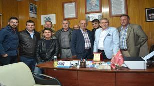 YAŞAR ZIMBA'DAN KAZİMİYESPOR'A ZİYARET!