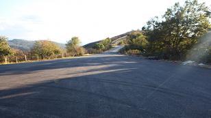 Hendek Kocatöngel asfaltla buluştu