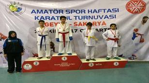 Halk Eğitim Karate  yükselişte