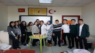 İmge'liler 14 Mart Dünya Pi Günü'nü Kutladı