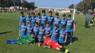 Hendekspor U12 Ege CUP Şampiyonu Oldu