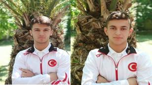 Yıldız Güreşçiler Makedonya'da