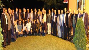 MHP'nin Adaylarından Bir Dizi Ziyaret
