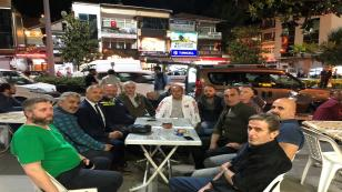 MHP İlçe Başkanı Babaoğlu Dur Durak Bilmiyor