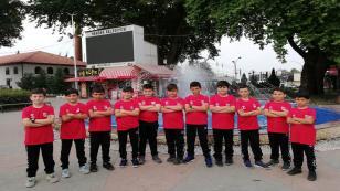 Minik Hentbol Takımı Türkiye Şampiyonasına Gitti